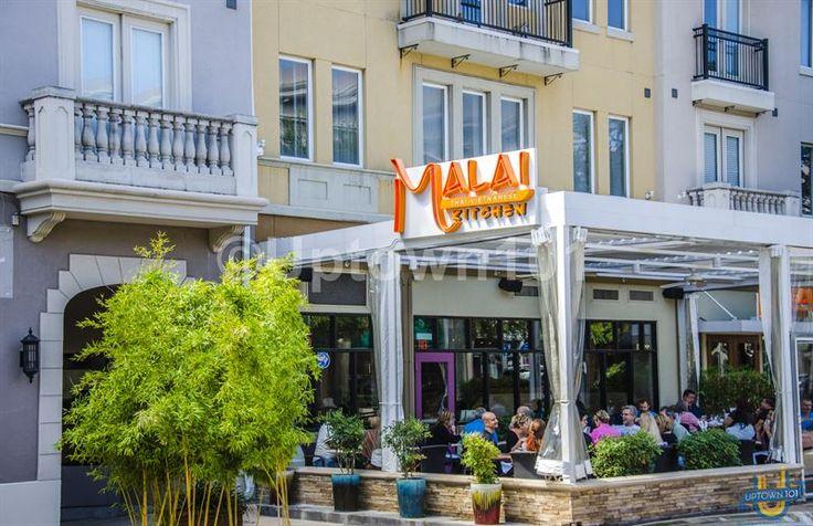 Popular Thai restaurant Malai - in the West Village Dallas - http://uptown101.com