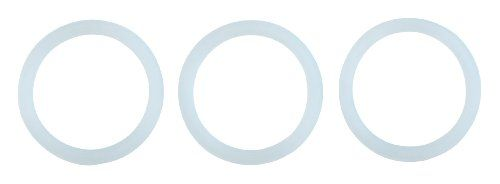 Primula Replacement Silicone Gaskets for 3 Cup Size Aluminum Espresso Pots, Set of 3 - http://teacoffeestore.com/primula-replacement-silicone-gaskets-for-3-cup-size-aluminum-espresso-pots-set-of-3/