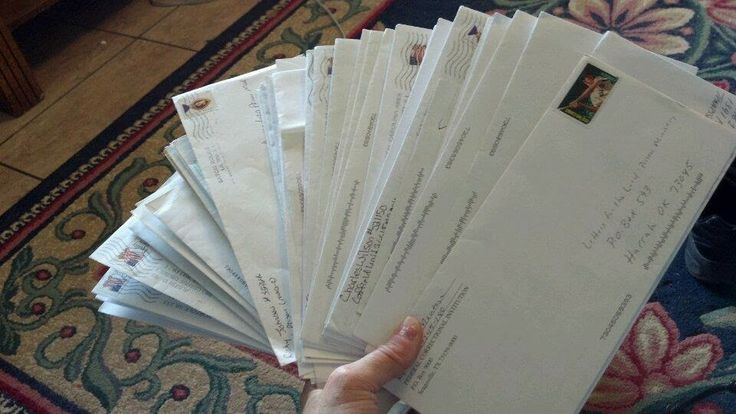 How to Address a Job Application Envelope