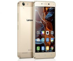 The Lenovo Vibe K5 which was unveiled this month will be available in its first flash sale at 2pm IST on Wednesday ie., today via Amazon India. It is priced at Rs. 6999 and it is available exclusively in Golden VR Bundle (a Gold color of the Vibe K5 and a ANT VR headset) at Rs. 6,699. Other colors of the Lenovo Vibe K5 are Silver and Grey. Registrations for the first flash sale had already bega..  Read More