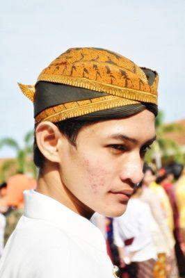 Javanese Blangkon