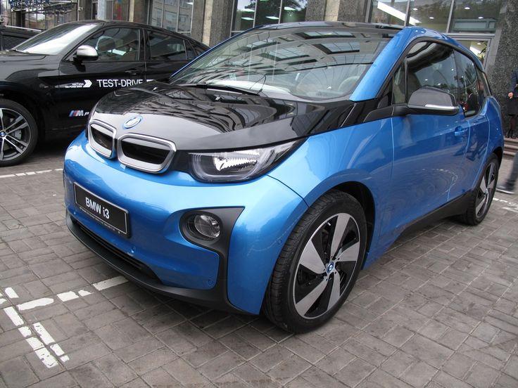 Электромобили BMW i3 второго поколения нашли первого покупателя в Украине