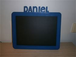 Personalized Blackboard RECTANGLE STYLE