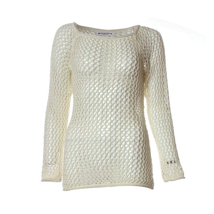 Sonora, Seven Heavens, $25.000. Chaleco tejido calado especial para tardes de verano, puedes usarlo encima de vestidos largos y otras prendas delgadas para dar así un ...