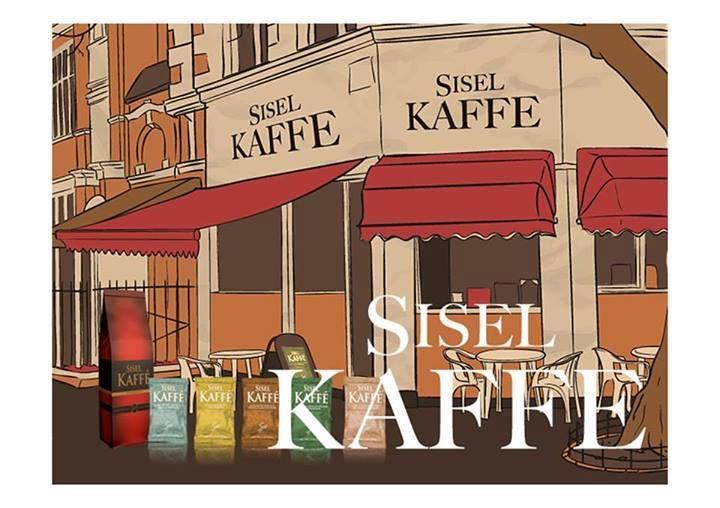 Sisel Kaffé, its like having a fresh coffee shop in your kitchen. What do you drink in the morning? #SiselKaffé http://www.siselkaffe.com/