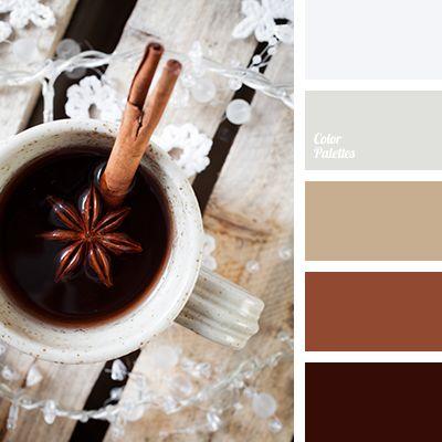 Cream Light Browns Paint Colour Cards