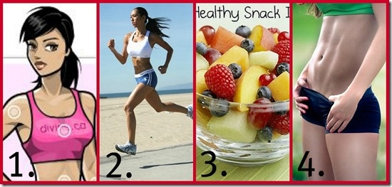 how to have determination to lose weight