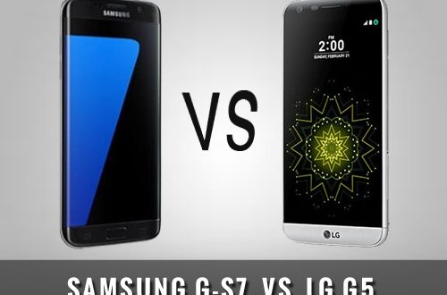 Samsung Galaxy S7 vs LG G5: Full Spec Comparison