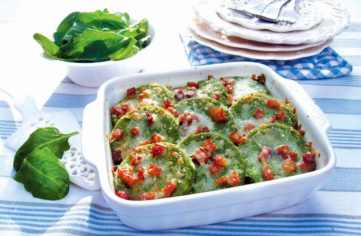 gnocchi alla romana verdi