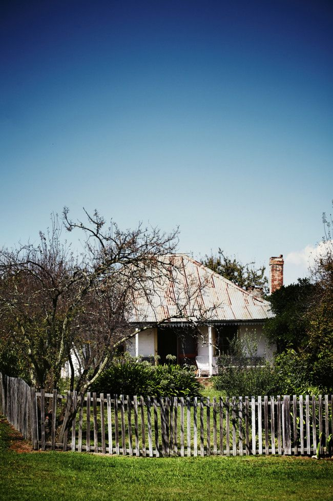 Haefliger's Cottage enjoys a sunny position overlooking the village.