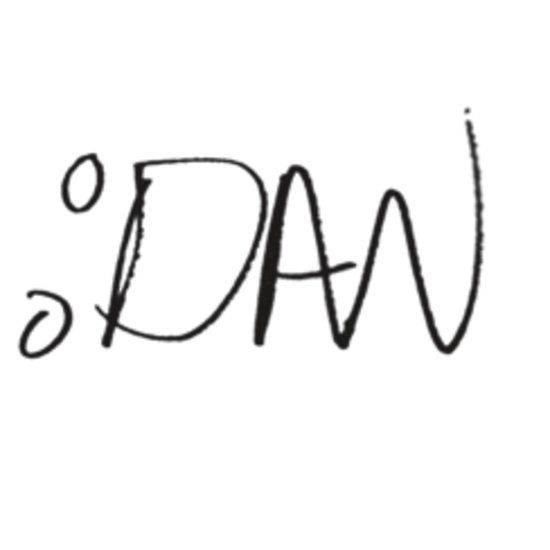 dan howell signature