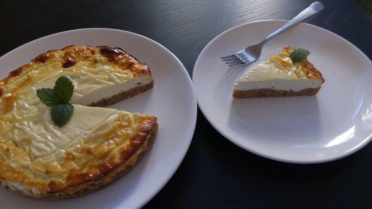 Proteinový cheesecake