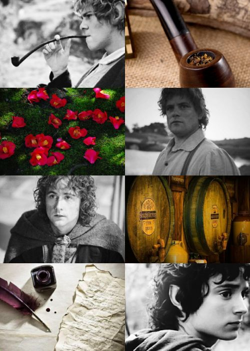 Hobbits really are amazing creatures...