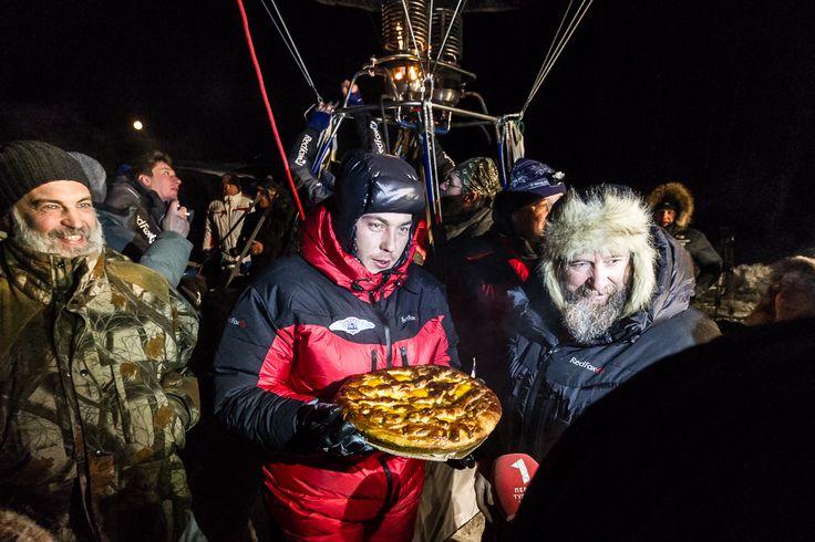 Как Федор Конюхов установил новый мировой рекорд