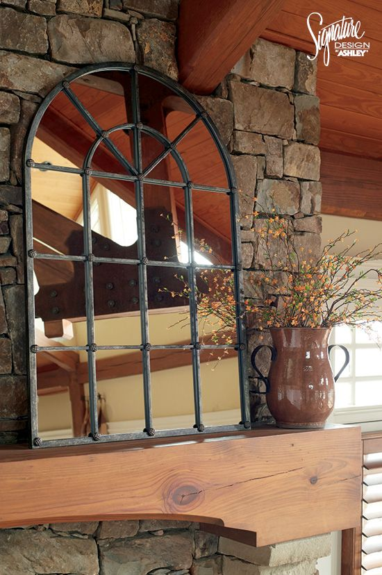 Your Sense Of Great Style Is Reflected As The Arched Window Design  Compliments Any Room.   Wall Art, Décor U0026 Mirrors ...