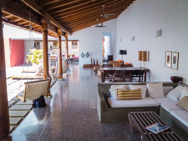 Los Patios Hotel – Granada, Nicaragua
