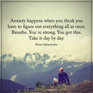 Image result for quotes about overcoming anxiety