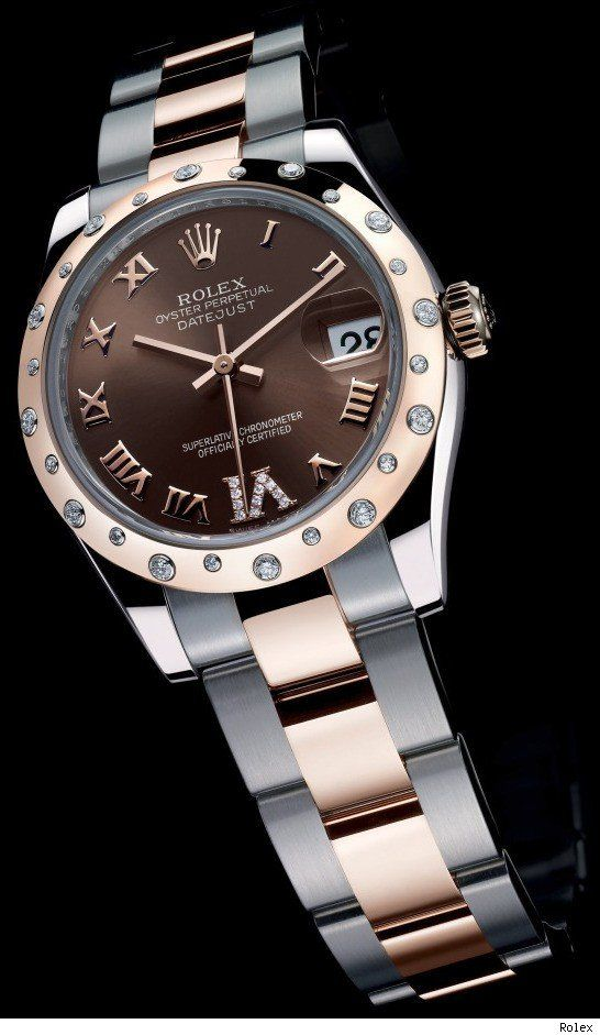 rolex oyster perpetual datejust lady i don 39 t wear watches but i would wear this watch because. Black Bedroom Furniture Sets. Home Design Ideas