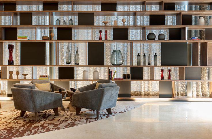 Hilton Samara   #interiordesign #casegoodsideas moder home decor, interior design ideas, casegood inspirations. See more at http://www.brabbu.com/en/inspiration-and-ideas/category/trends/interior