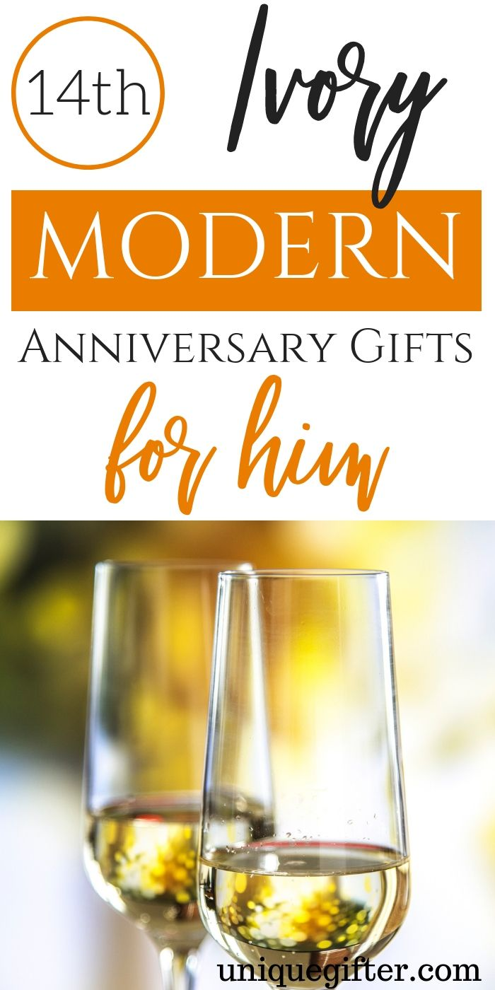 14th Ivory Anniversary Gifts For Him Anniversary Gifts