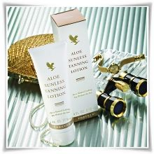 Aloe Sunless Tanning Lotion Forever Living Products