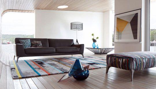 Roche Bobois, iseo-canape-ambiance-sacha-lakic-design-2015