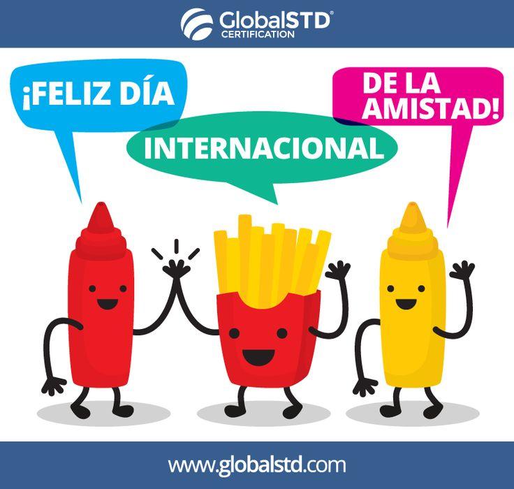 No importa si somos diferentes, lo importante es que nuestra amistad es incondicional. ¡Feliz día Internacional del Amigo! #DiaInternacionalDelAmigo #DiadelAmigo