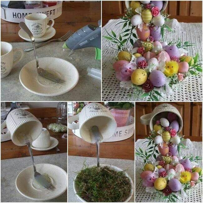 Gravity de Pâques... ...