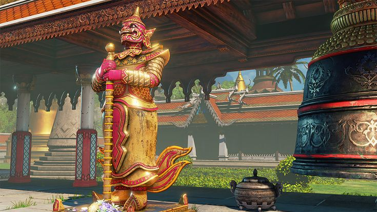 Street Fighter V ganhará fase da Tailândia de M. Bison e trajes estudantis para Ryu Chun-Li e Juri - EExpoNews