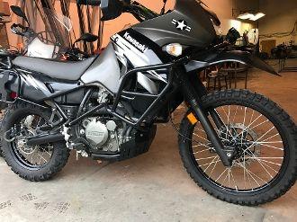 Dual Sport Motorcycles >> klr650 crash bar,dirtracks   Dual Sport Motorcycles   Pinterest   Dual sport, Engine and Dual ...
