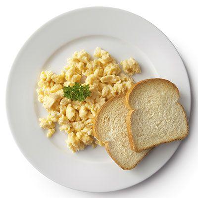 Basic Scrambled Eggs Recipe - Woman's Day