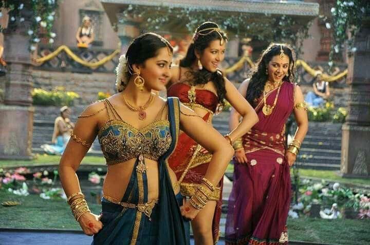 Anushka, catherine tresa and nithya menon hot actress image