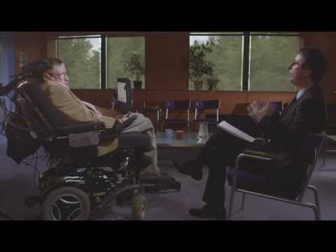 Here's Stephen Hawking Making Fun of John Oliver for About 7 Minutes