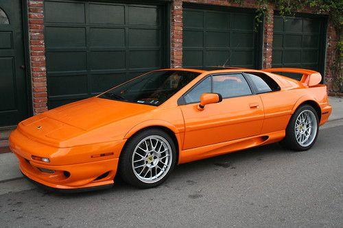 2002 - Lotus Esprit V8