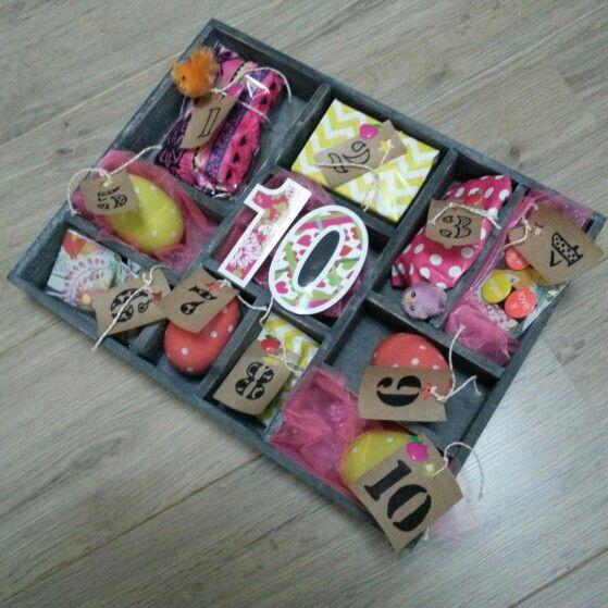 25 beste idee n over kerst cadeau idee n op pinterest idee n voor cadeaus - Schilderij slaapkamer tiener meisje ...