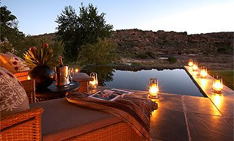 Luxury Accommodation at Bushmans Kloof