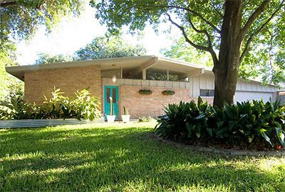 3832 best images about mid century cool on pinterest mid century mid century modern design - Ranch americain poet interiors houston ...