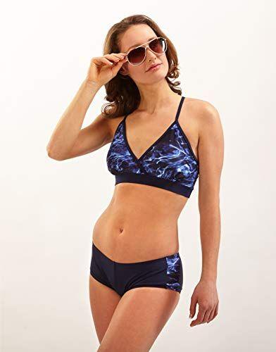 82dc84cca7 Wilderness Dreams Mossy Oak Elements Marlin w/Blue Sporty Bikini, #Ad #Mossy