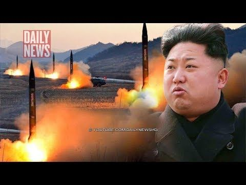 """North Korea THREAT: Kim Jong-un will sell nuclear weapons to ANYONE and could spark WW3 NORTH KOREA will sell its technology to """"aspiring nuclear powers"""" if the United States do not act quickly, a defence expert said today. Original content: https://www.express.co.uk  ✅ I do not own the image or..."""