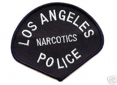 Policia-de-LOS-ANGELES-LAPD-autentico-SWAT-ombro-manga-INSIGNIA-e-SSI