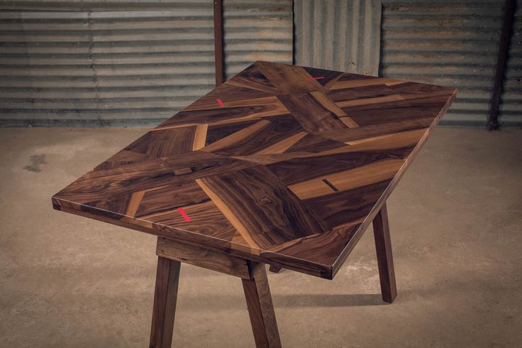 Best images about wooden tables and desks on pinterest