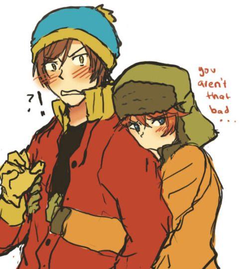 Cartman And Kenny Yaoi