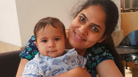 Young mum Nethra was returning from visiting her 8 month old baby when tragedy struck. Friends and family are rallying around Nethra during her recovery. #itsMYCAUSE #family #motherhood #whatsyourcause #mother #wife