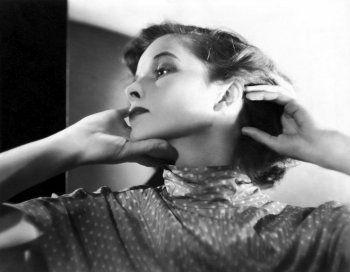 Эрнест Бахрах, Портрет Кэтрин Хепберн в Утренняя слава режиссера Лоуэлл Шерман, 1933.