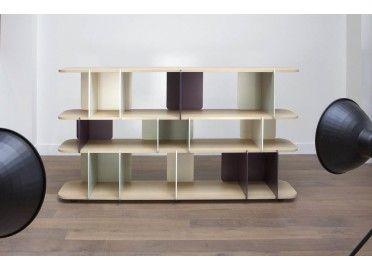 Etagère meube de rangement Stackit par Miiing chez www.ksl-living.fr