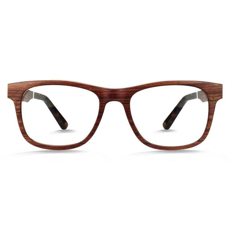 STADTHOLZ Holzbrille Mitte