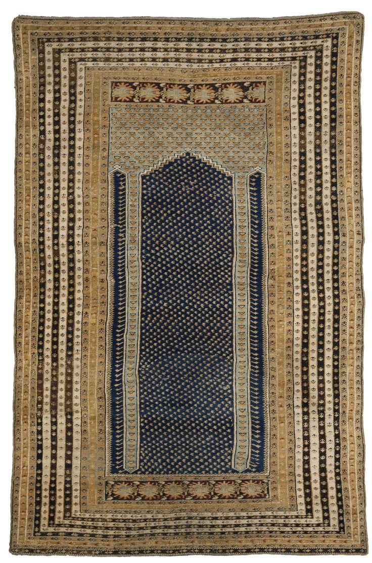 A Kula prayer rug, Central Anatolia, late 18th century