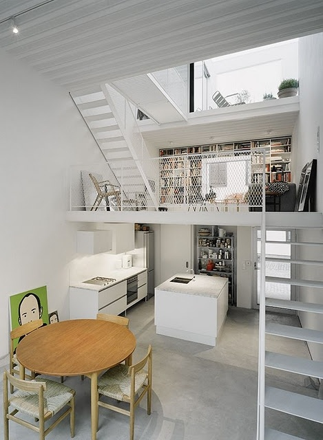 84 Best Narrow And Small House Images On Pinterest