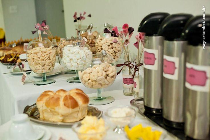 Chá de panela da Isabelle - Noivinhas de Luxo