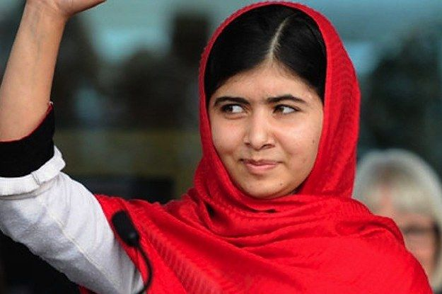 """We cannot all succeed when half of us are held back."" - Malala Yousafzai  ""25 Famous Quotes That Will Make You Even Prouder To Be A Feminist"""